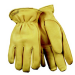 Kinco 90HK-L Full Grain Deerskin Thermal Lined Gloves Large