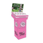 Wild Delight Pink Finch Sock Feeder Display