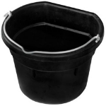 12 qt Heated Rubber Bucket
