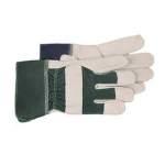 Leather Palm Womens Garden Gloves