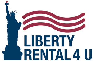 Liberty Rental for you logo