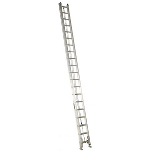 40 ft Aluminum Multi-section Extension Ladder