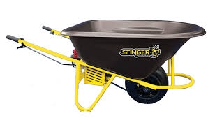 Wheelbarrow Stinger--POWERED--
