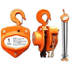 Chain Hoist (410) 1 Ton