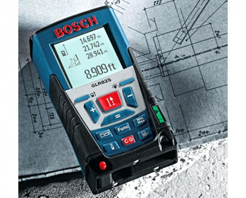 Bosch Laser Tape Measure
