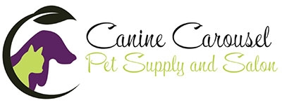 Canine Carousel Pet Boutique & Salon Logo