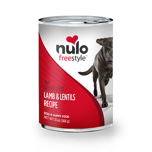 Nulo FreeStyle™ Grain-Free Canned Lamb & Lentils Recipe