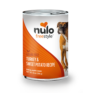 Nulo FreeStyle™ Grain-Free Canned Turkey & Sweet Potato Recipe