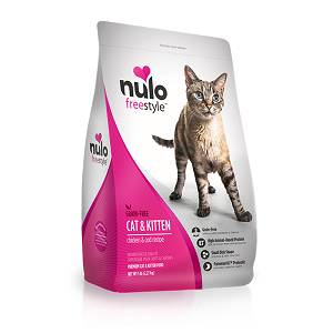 Nulo FreeStyle™ Cat & Kitten - Chicken & Cod Recipe