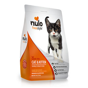 Nulo FreeStyle™ Cat & Kitten - Turkey & Duck Recipe