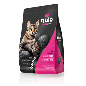 Nulo MedalSeries™ Cat & Kitten Turkey & Cod Recipe