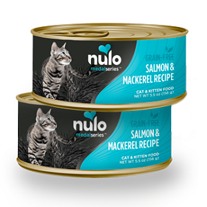 Nulo MedalSeries™ Canned Salmon & Mackerel Recipe