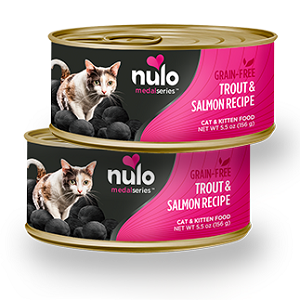 Nulo MedalSeries™ Canned Trout & Salmon Recipe