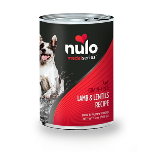 Nulo MedalSeries™ Grain-Free Canned Lamb & Lentils Recipe