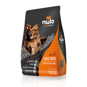 Nulo MedalSeries™ Large Breed Turkey & Peas Recipe