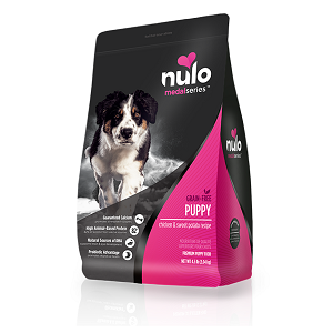 Nulo MedalSeries™ Puppy Chicken & Sweet Potato Recipe