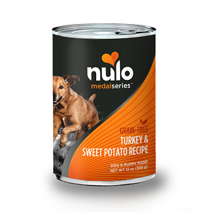 Nulo MedalSeries™ Grain-Free Canned Turkey & Sweet Potato Recipe