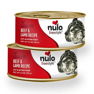 Nulo FreeStyle™ Canned Beef & Lamb Recipe