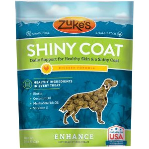 Zuke's® Enhance Shiny Coat Treats