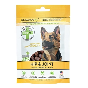 Reilly's HempVet Joint Support Rewards+