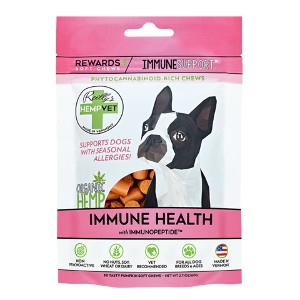 Reilly's HempVet Rewards+ Immune Support