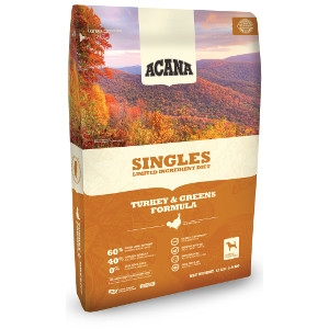ACANA Singles Turkey & Greens Formula Dog Food