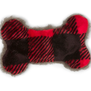 West Paw Merry Mini Bone Dog Toy