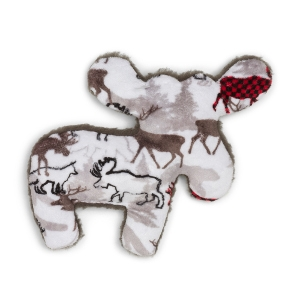 West Paw Merry Moose Dog Toy