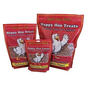 Happy Hen Mealworm Treats