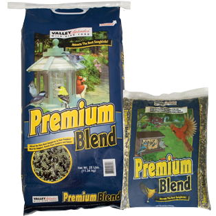 Valley Splendor Premium Bird Mix