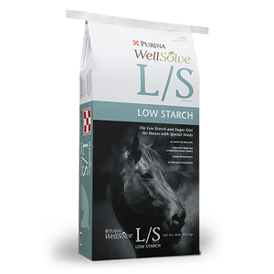 Purina WellSolve L/S® Horse Feed