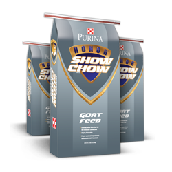 Honor® Show Chow® IMPULSE® Goat R-20 Feed