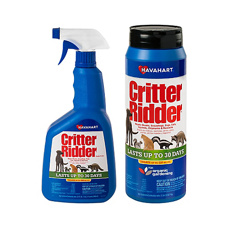 Havahart Critter Ridder® Animal Repellent