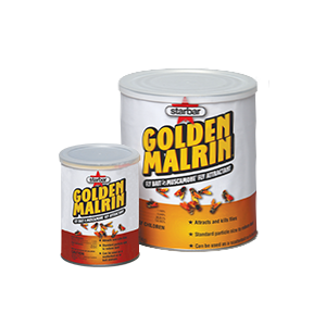 Golden Malrin® Starbar® Fly Bait