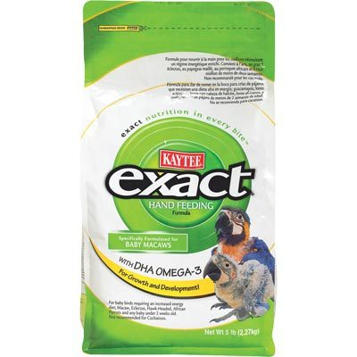 Kaytee exact® Hand Feeding Formula for Small-Medium Birds