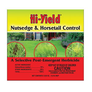 Hi-Yield Nutsedge & Horsetail Control