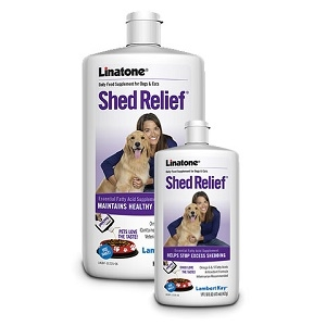 Linatone® Shed Relief® for Dogs & Cats