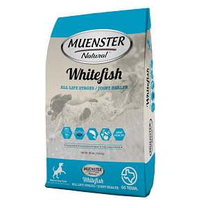 Muenster Natural™ Whitefish All Life Stages Dog Food