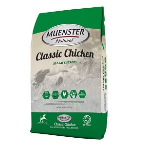 Muenster Natural™ Classic Chicken All Life Stages Dog Food