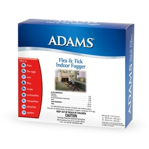 Adams™ Flea & Tick Indoor Fogger