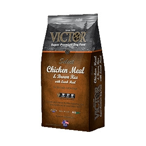 Victor Select Chicken Meal & Brown Rice with Lamb Meal Dog Food