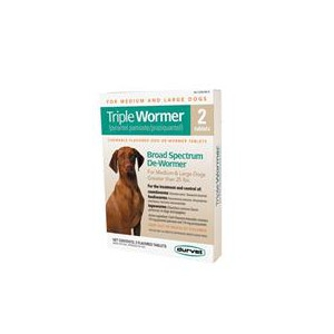 Durvet Triple Wormer Broad Spectrum Dewormer