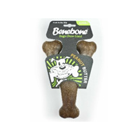 Benebone Peanut Butter Flavored Wishbone Dog Chew