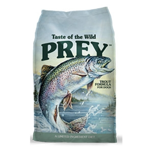 Taste of the Wild Prey Trout Limited Ingredient Formula for Dogs