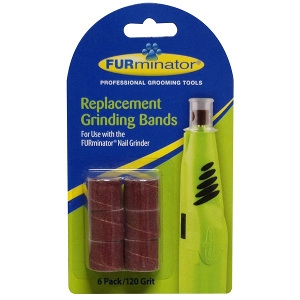 FURminator Dog & Cat Nail Grinder Replacement Bands