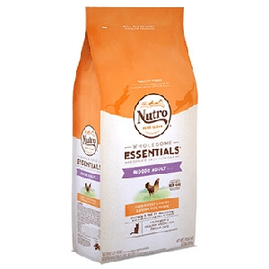 Nutro Wholesome Essentials™ Indoor Adult Cat Food Chicken & Whole Brown Rice Recipe 3lb