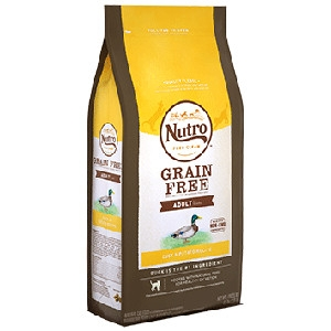 Nutro Grain Free™ Adult Cat Food Duck & Potato Recipe 3lb