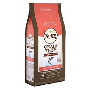Nutro Grain Free™ Adult Cat Food Salmon & Potato Recipe 3lb