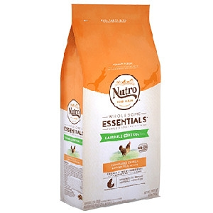 Nutro Wholesome Essentials™ Hairball Control Adult Cat Food Chicken & Whole Brown Rice Recipe 3lb