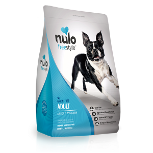 Nulo Adult Salmon & Peas Recipe for Dogs 11lb